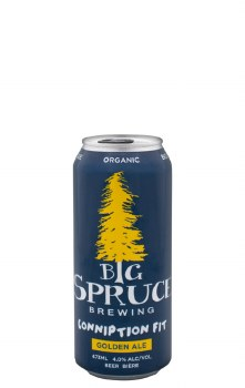 Big Spruce Conniption Ale