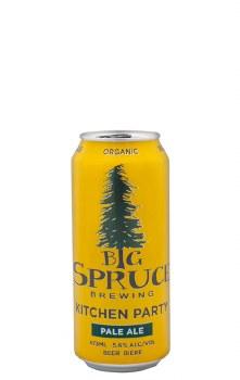 Big Spruce Kitchen Party Ale