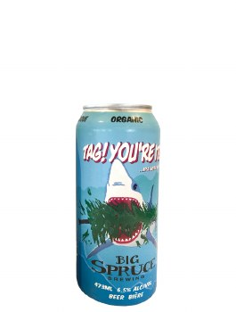Big Spruce Tag! You're It IPA