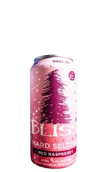 Bliss Raspberry Hard Seltzer