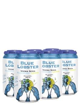 Blue Lobster BlueberryLemon 6p