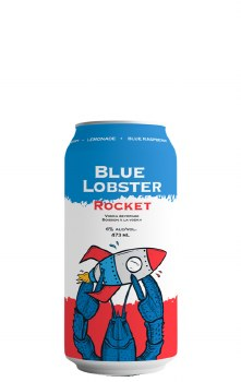 Blue Lobster Rocket 473ml