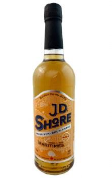 JD Shore Amber Rum 750ml