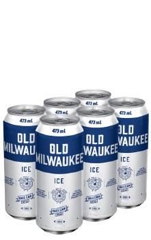 Old Milwaukee Ice 6x473ml