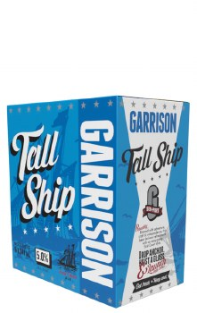 Garrison Tall Ship Ale 6x341