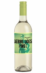 Debbie Does Pinot Grigio