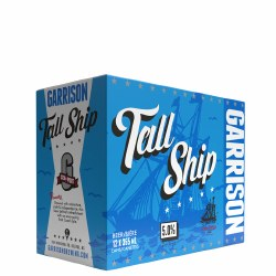 Garrison Tall Ship 12pk Can