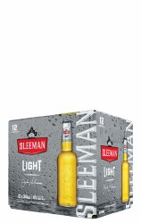 Sleeman Light 12pk