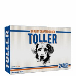Toller Craft Lager 24x355ml