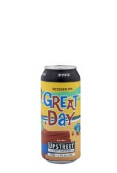 Upstreet Great Day Session IPA