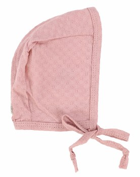 Analogie Pointelle Bonnet Pink