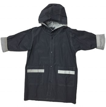 Raincoat Navy 3