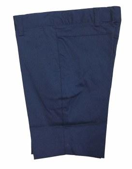 Cotton Shorts Blue 4