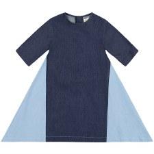 Asymetrical Diamond Dress Deni