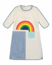 Rainbow Dress Chambray 6