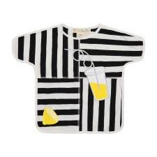 Lemonade Striped Tee Black/Whi