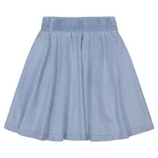 Denim Stitch Skirt Light 10