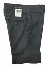 Slim Dress Shorts Med Grey 12M
