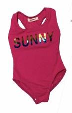 "Girls ""Summer"" Bathing Suit Pi"