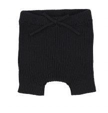 Analogie Knit Shorts Black 6M