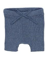 Analogie Knit Shorts Blue 12M