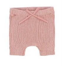 Analogie Knit Shorts Pink 12M