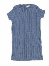 Analogie Knit S/S Sweater Blue