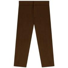 Skinny Stretch Pants Cognac 4
