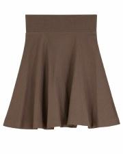 Girls Skirt Latte 7