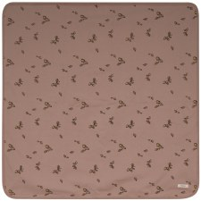 Acorn Blanket Mauve
