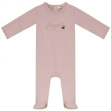 Fragile Stretchie Pink 1M