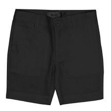 Linen Shorts Black 18M
