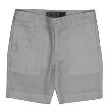 Linen Shorts Grey 18M