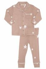 Grandpa PJ W/ Stars Pink 5