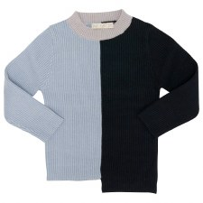 Clorblock Rib Sweater Black/Bl