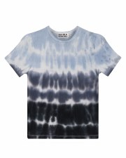 S/S Ombre Tee Blue 4