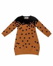 Pixels Knit Dress
