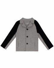 Herringbone Jacket Black 5