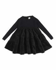 Knit Dress Black 10