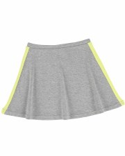Linear Skirt Grey/Neon 6