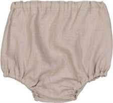 Lil Bloomers Taupe 9M