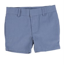 Lil Legs Cotton Shorts Blue 5T