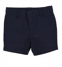 Lil Legs Cotton Shorts Navy 6
