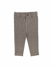 Printed Pants Brown 6