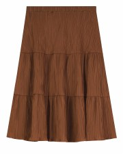 Teen Tiered Crinkle Skirt Came