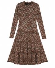 Marled Teen Dress Multi XXS(12