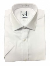S/S Shirt White-16-