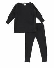 Velour Accent PJ Black 6
