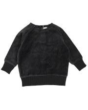 Velour Sweater Grey 8
