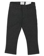 Skinny Stretch Pants Charcoal